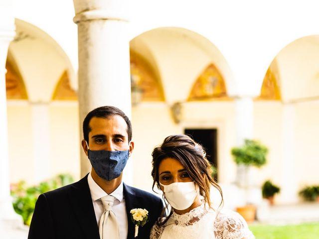 Il matrimonio di Chiara e Alessandro a Manzano, Udine 200