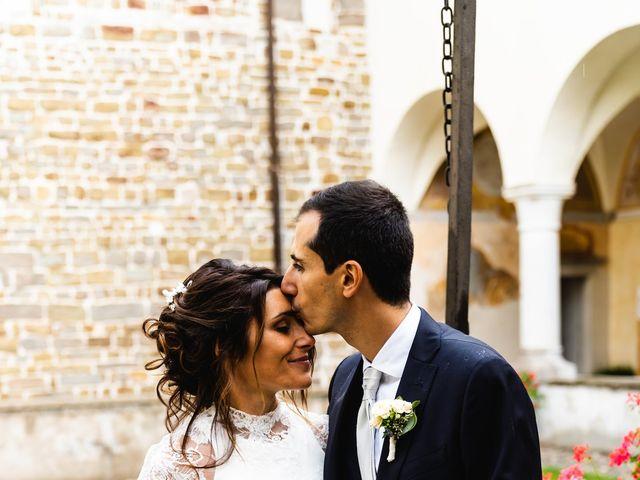 Il matrimonio di Chiara e Alessandro a Manzano, Udine 204