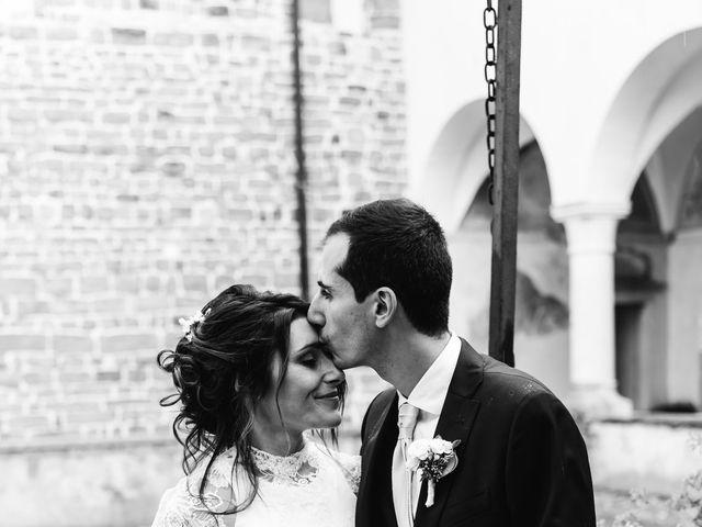 Il matrimonio di Chiara e Alessandro a Manzano, Udine 205