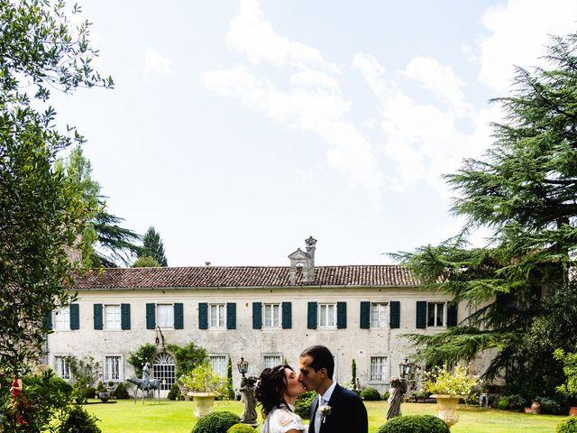 Il matrimonio di Chiara e Alessandro a Manzano, Udine 224