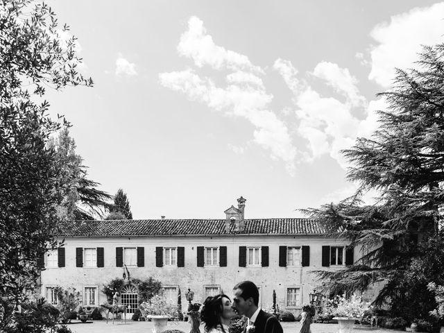 Il matrimonio di Chiara e Alessandro a Manzano, Udine 225