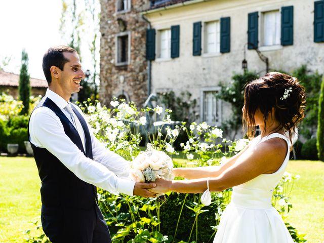 Il matrimonio di Chiara e Alessandro a Manzano, Udine 242