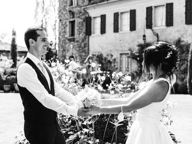 Il matrimonio di Chiara e Alessandro a Manzano, Udine 243