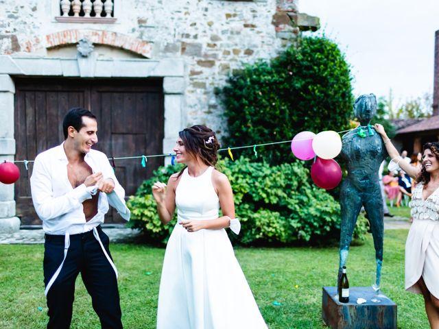 Il matrimonio di Chiara e Alessandro a Manzano, Udine 272