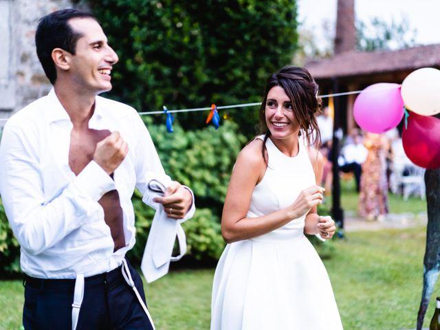 Il matrimonio di Chiara e Alessandro a Manzano, Udine 274