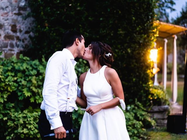 Il matrimonio di Chiara e Alessandro a Manzano, Udine 280
