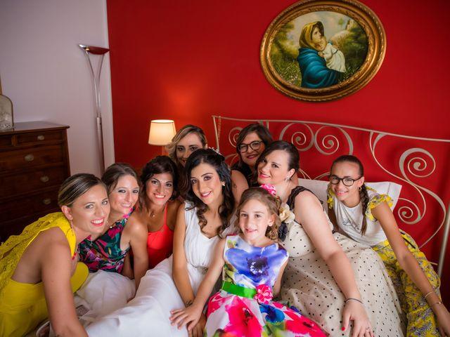 Il matrimonio di Ilenia e Andrea a Marsala, Trapani 7