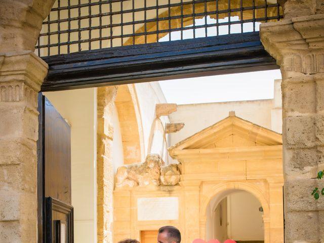 Il matrimonio di Ilenia e Andrea a Marsala, Trapani 8