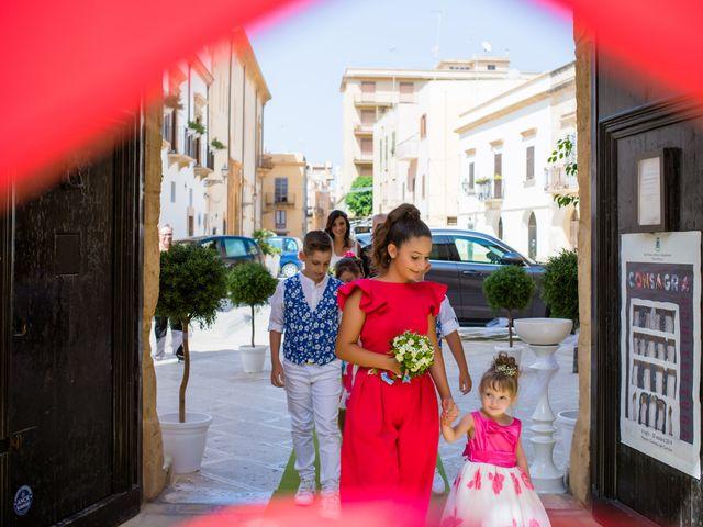 Il matrimonio di Ilenia e Andrea a Marsala, Trapani 10