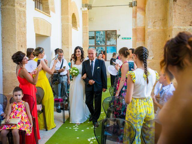 Il matrimonio di Ilenia e Andrea a Marsala, Trapani 11