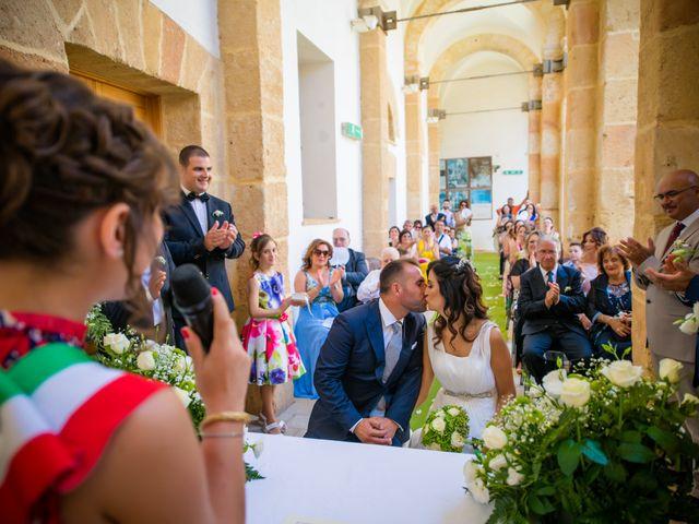 Il matrimonio di Ilenia e Andrea a Marsala, Trapani 13