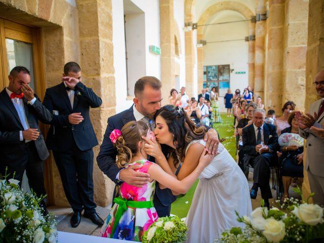 Il matrimonio di Ilenia e Andrea a Marsala, Trapani 14