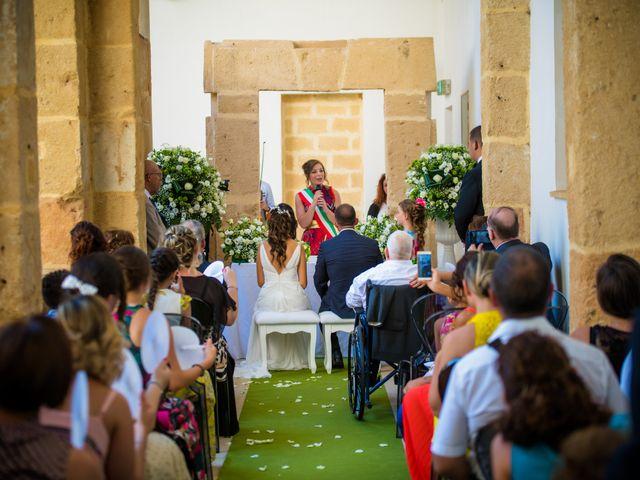 Il matrimonio di Ilenia e Andrea a Marsala, Trapani 16