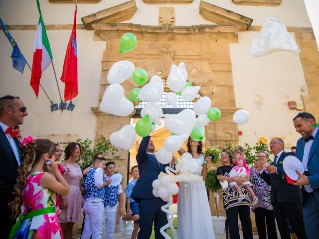 Il matrimonio di Ilenia e Andrea a Marsala, Trapani 20