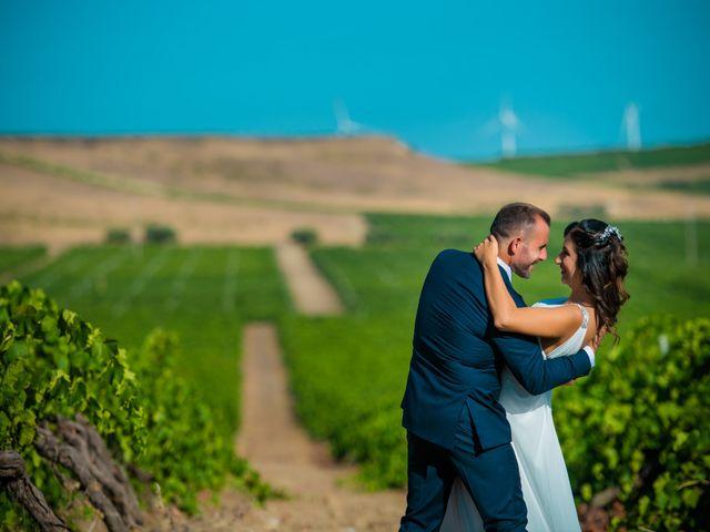 Il matrimonio di Ilenia e Andrea a Marsala, Trapani 25