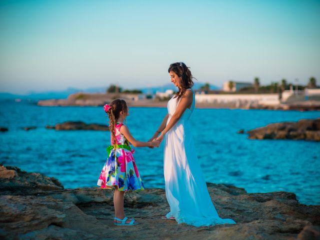 Il matrimonio di Ilenia e Andrea a Marsala, Trapani 35
