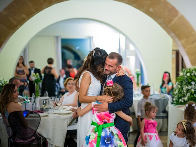 Il matrimonio di Ilenia e Andrea a Marsala, Trapani 42
