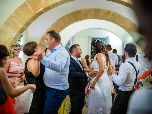 Il matrimonio di Ilenia e Andrea a Marsala, Trapani 47