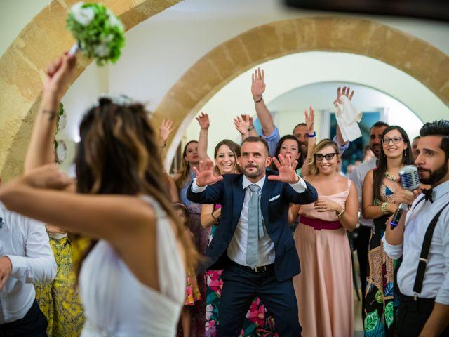Il matrimonio di Ilenia e Andrea a Marsala, Trapani 48