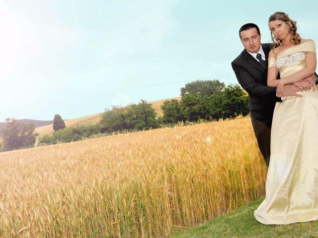 Il matrimonio di Daniele e Erika a Livorno, Livorno 43