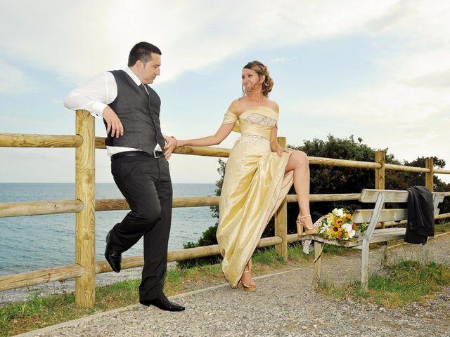Il matrimonio di Daniele e Erika a Livorno, Livorno 47