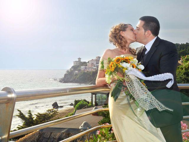 Il matrimonio di Daniele e Erika a Livorno, Livorno 58