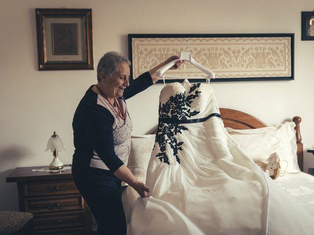 Il matrimonio di Salvatore e Maria Giovanna a Ittiri, Sassari 4