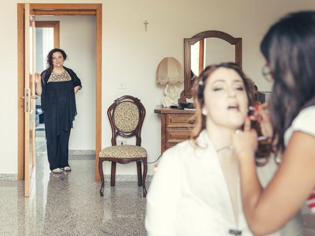 Il matrimonio di Salvatore e Maria Giovanna a Ittiri, Sassari 10