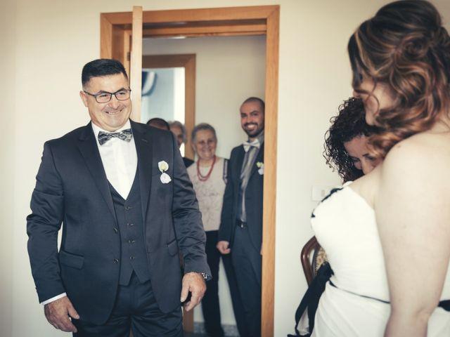 Il matrimonio di Salvatore e Maria Giovanna a Ittiri, Sassari 17