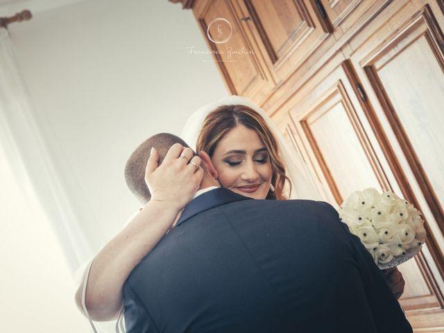 Il matrimonio di Salvatore e Maria Giovanna a Ittiri, Sassari 25