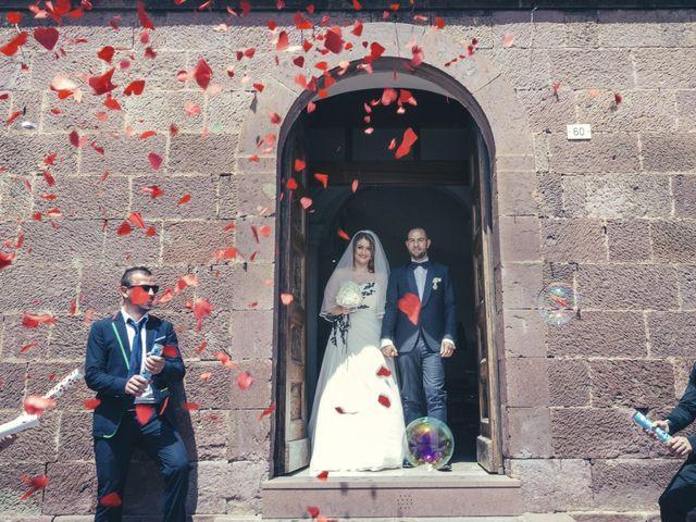 Il matrimonio di Salvatore e Maria Giovanna a Ittiri, Sassari 28