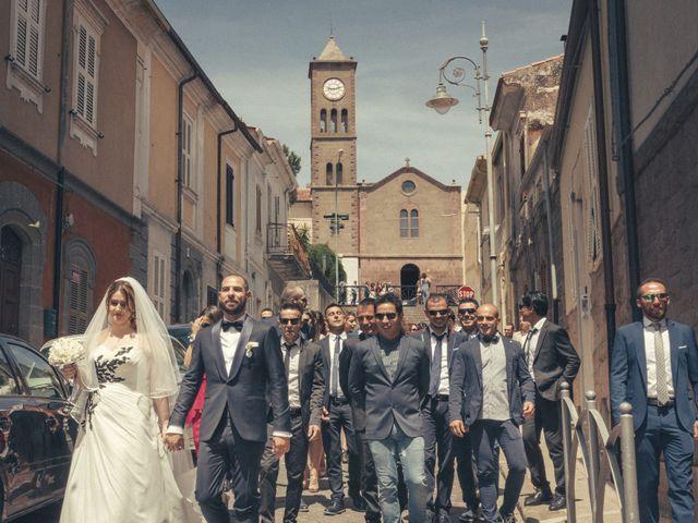 Il matrimonio di Salvatore e Maria Giovanna a Ittiri, Sassari 31