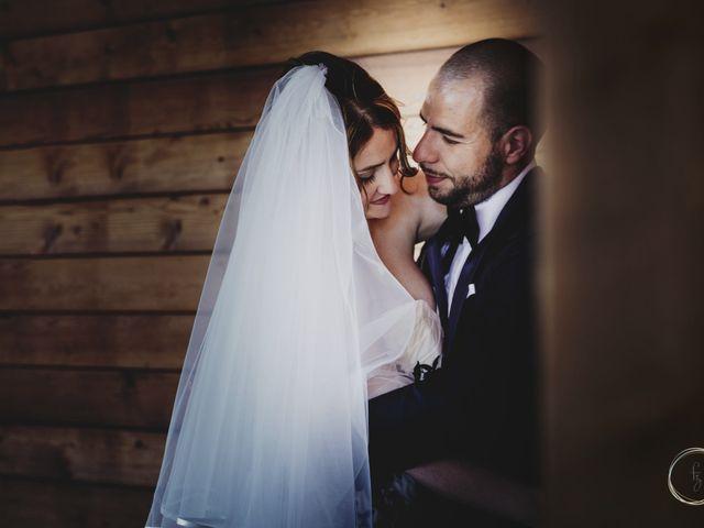 Il matrimonio di Salvatore e Maria Giovanna a Ittiri, Sassari 1
