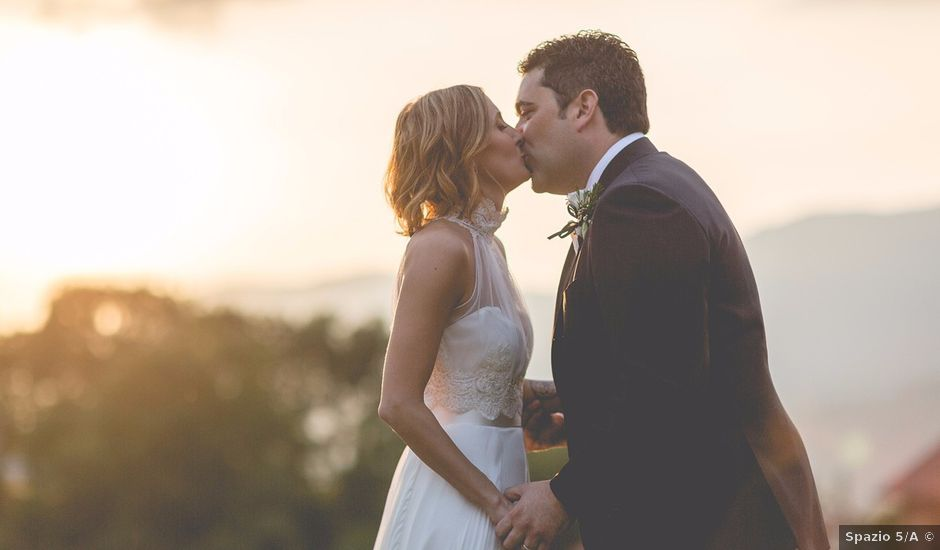 Il matrimonio di Luca e Nicole a Felino, Parma