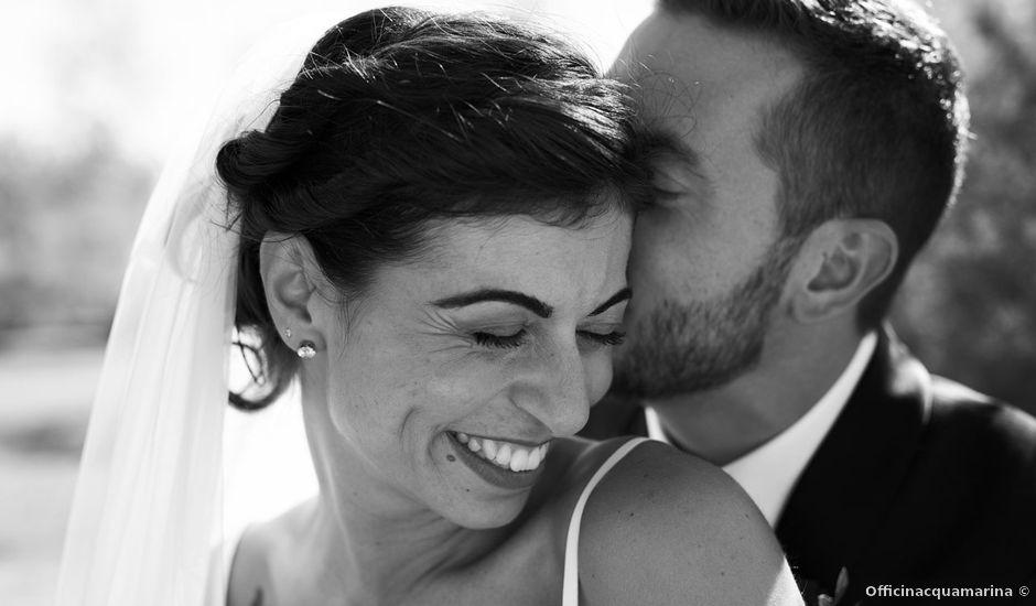 Il matrimonio di Andrea e Rossella a Sarzana, La Spezia