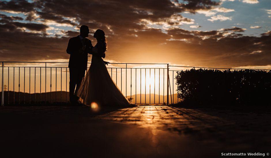 Il matrimonio di Silvia e Antonio a Bassano Romano, Viterbo