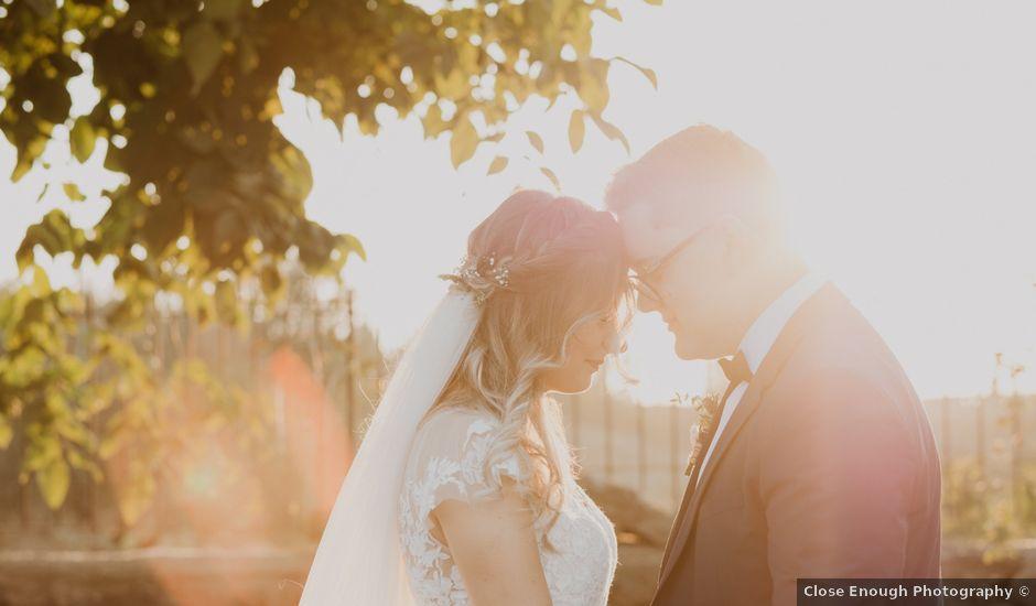 Il matrimonio di Emanuel e Nicole a Roma, Roma