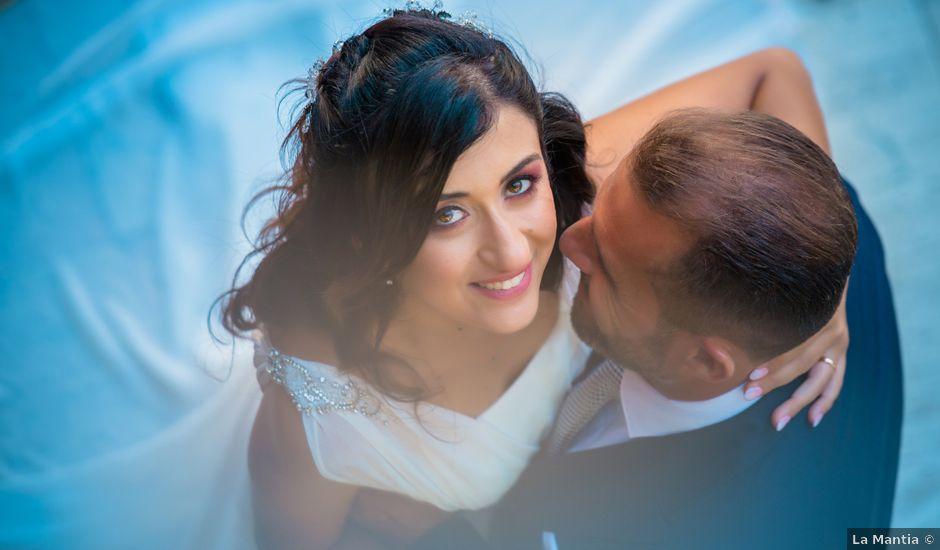 Il matrimonio di Ilenia e Andrea a Marsala, Trapani