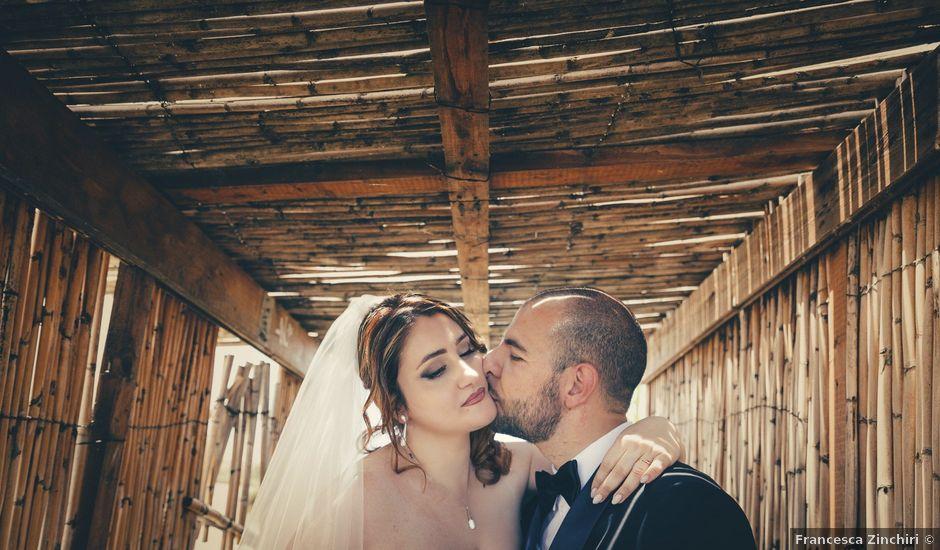 Il matrimonio di Salvatore e Maria Giovanna a Ittiri, Sassari