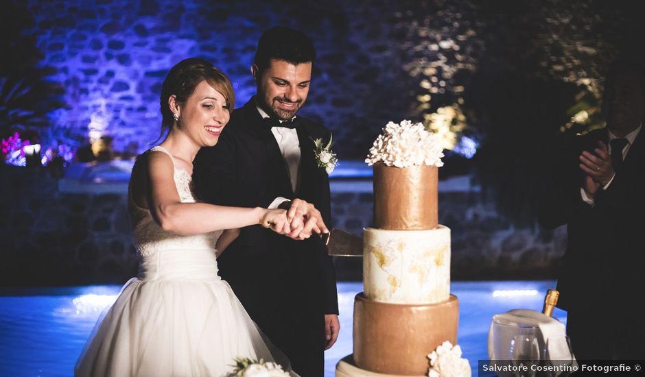 Il matrimonio di Antonio e Stefania a Catanzaro, Catanzaro
