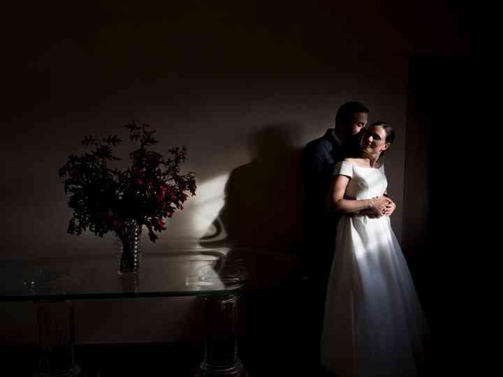 Le nozze di Giulia e Tommaso