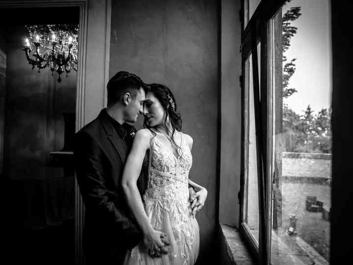 Le nozze di Rossella e Mattia