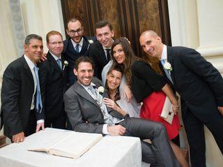 Le nozze di Daniela e Federico 3