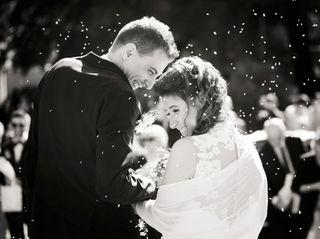 Le nozze di Ilaria e Andrea