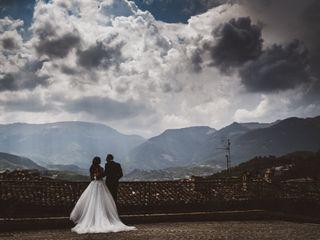 Le nozze di Fiorella e Massimiliano