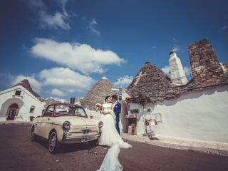 Le nozze di Daniela e Ivo