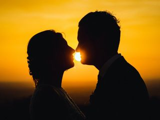 Le nozze di Tina e Massimiliano