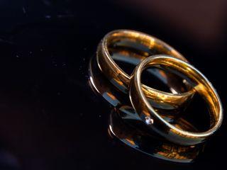Le nozze di Gaetan e Leslie 2