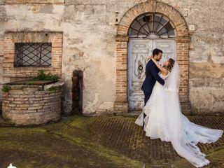 Le nozze di Emanuela e Mirco
