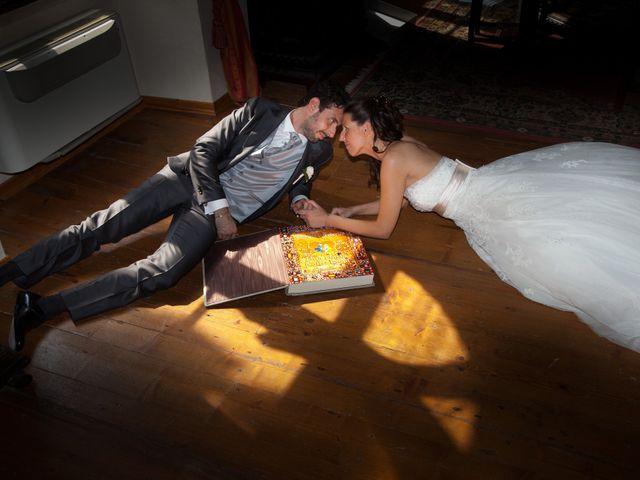 Le nozze di Daniela e Federico